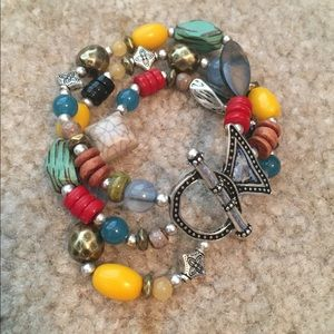 Premier Designs Here Comes the Sun bracelet